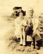 Photo: Mildred and Walter, Gordon's parents