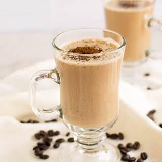 Coffee Hemp Smoothie.