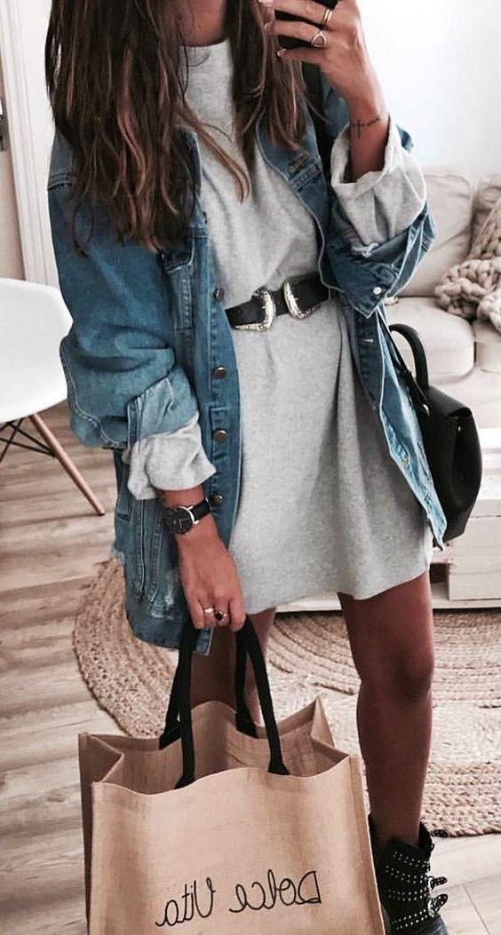types-of-jackets-and-coats-denim-jacket-dress_image