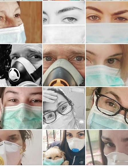 Un mosaico de fotografías publicadas en el proyecto de R-Doble Studio.