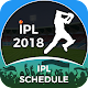 Download IPL 2018 Schedule For PC Windows and Mac