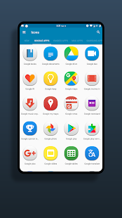 Agos - Icon Pack Screenshot