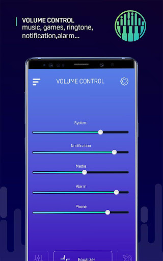 Volume Up 2019 - Sound Equalizer - Volume Booster 1.0.3 screenshots 4