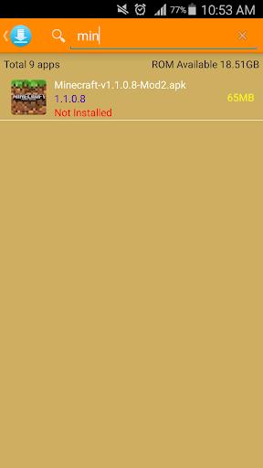 Apk Installer 2.7.5 screenshots 3