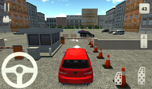 Real Car Parking APK MOD screenshots 1