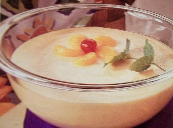 Creamy Orange Salad Recipe