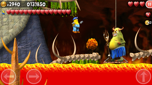 Incredible Jack: Jumping & Running (Offline Games) apkpoly screenshots 12