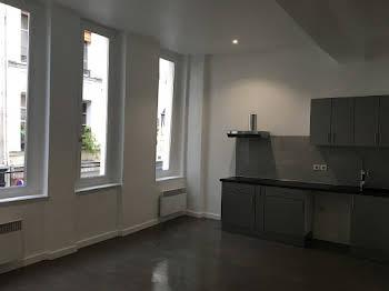 Appartement 2 pièces 49,51 m2