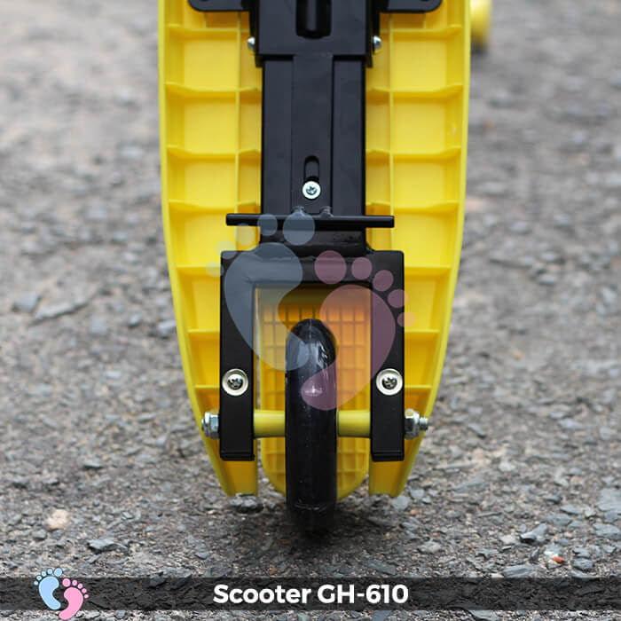 Xe trượt Scooter GH-610 gấp gọn 13