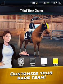 Horse Racing Manager 2018 apk screenshot