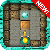 Push The Box Puzzle Android APK Download Free By Asteroid Games 3D