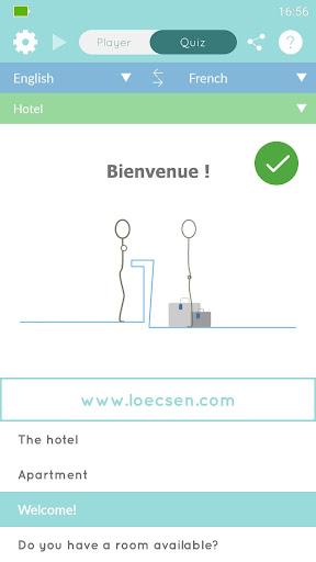 Loecsen - Audio PhraseBook  screenshots 5