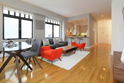 Jones St And West St Furnished Apartment, West Village
