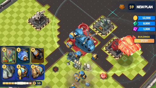 Mad Rocket: Fog of War - Build and War Strategy 1.14.2 androidappsheaven.com 6