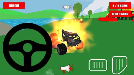 Baby Monster Truck Game – Cars 1.1 screenshot 11911