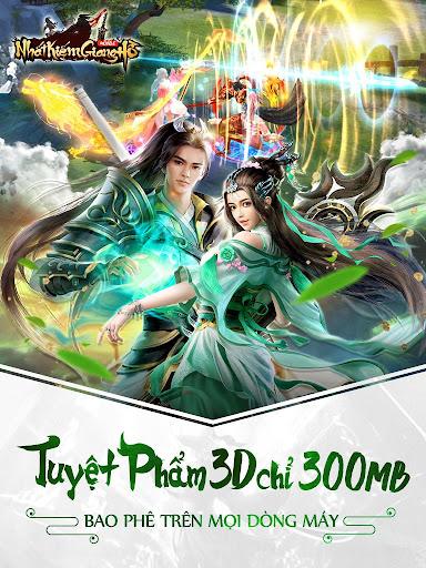 Nhất Kiếm Giang Hồ Mobile - Nhat Kiem Giang Ho for PC