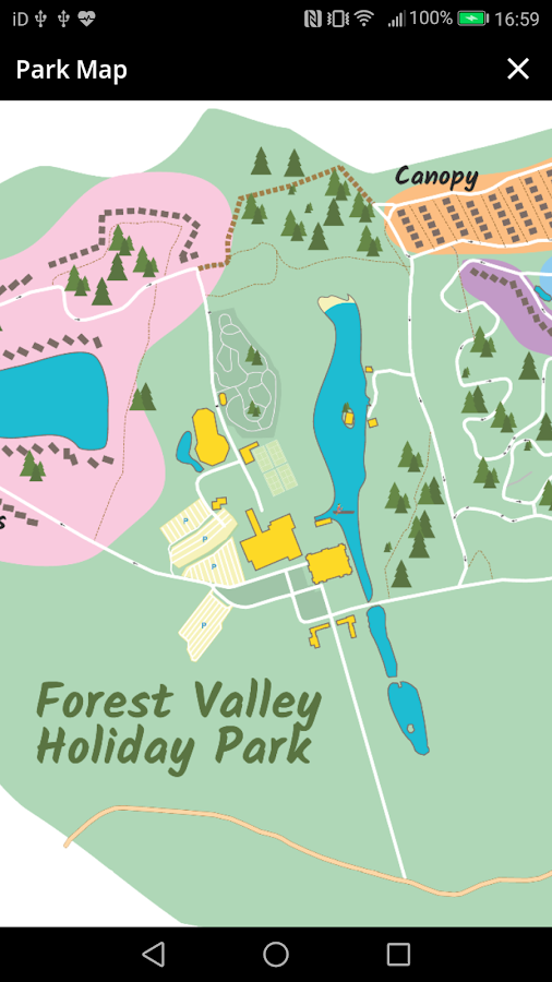 Holiday Park by YourMapp- screenshot