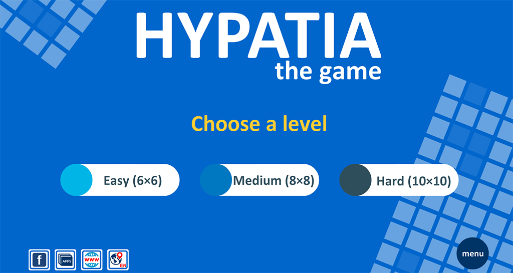 Hypatiamat - The game- screenshot
