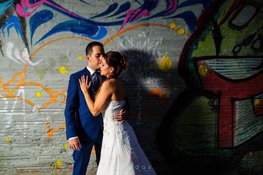 Fotógrafo de bodas Sergio Rodríguez (SergioRodrigue). Foto del 26.04.2017