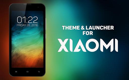 Theme for Xiaomi MiUi 1.0.1 screenshots 2