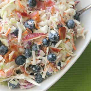 Blueberry Coleslaw.