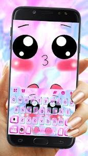 Emoticon Kiss Emojis Keyboard Theme 2
