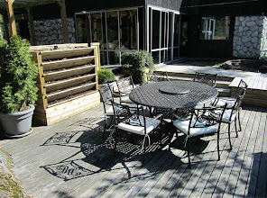 Photo: Huge Oval 10 Seater Metal Set http://www.outsideedgegardenfurniture.co.uk/Cast-Aluminium-and-Metal-Garden-Furniture/Oval-Tables/Oval-10-Seater-Garden-Set.html
