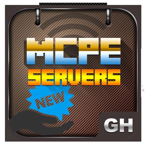 MCPE Servers List 2016 書籍 App LOGO-APP開箱王