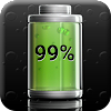 Battery Widget Niveau Charge %
