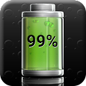 Battery Widget Charge Level % icon
