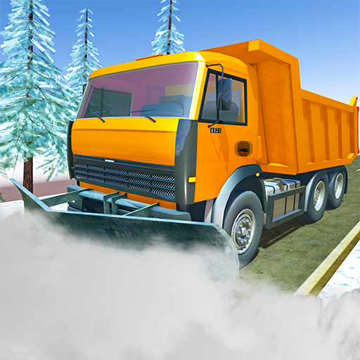 Snow Blower Games Truck Driver Simulator