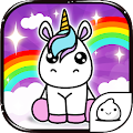 Unicorn Evolution - Idle Cute Clicker Game Kawaii download