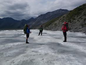 Photo: Ice, day 1