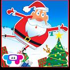 Wacky Christmas eCard icon