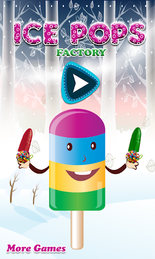 Ice popsicle cooking fever