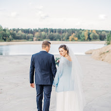 Wedding photographer Aleksandra Koshmanova (northseagull). Photo of 27.11.2017