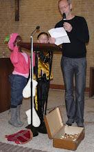 Photo: Een gedicht van Sinterklaas