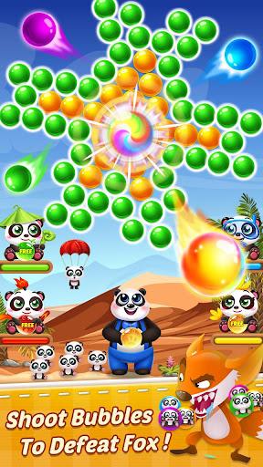 Bubble Shooter 5 Panda modavailable screenshots 3