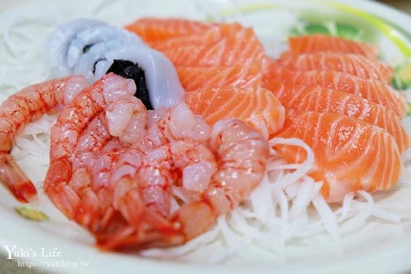 和平島玩水順遊美食》榮生魚片~必吃平價海鮮×老饕推薦新鮮美味