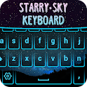 Starry Sky Keyboard Changer icon