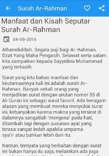 Surah Ar Rahman Latin : surah, rahman, latin, Download, Surat, Ar-rahman, Arabic, Latin, Latest, Version, BimaDev, Android, Devices
