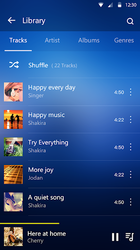 Music Player - Audio Player & Music Equalizer Apk 2