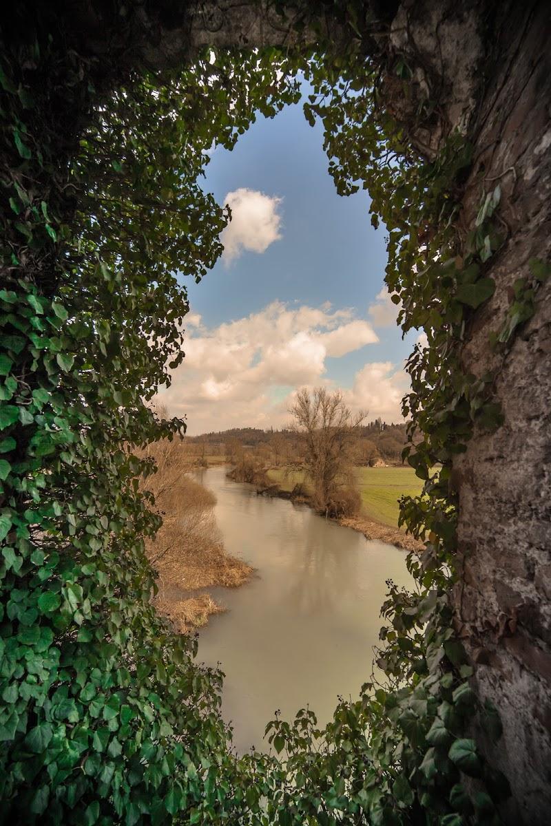 ...e il fiume scorre inesorabilmente! di NickAdami