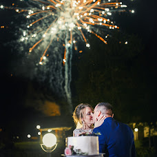 Wedding photographer Nataliya Pupysheva (cooper). Photo of 19.10.2017