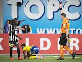 Entraînement spécial pour le Sporting de Charleroi