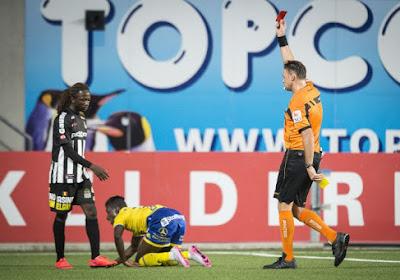 """Ndongala exclu au STVV : """"J'ai l'impression d'avoir abandonné mon équipe"""""""