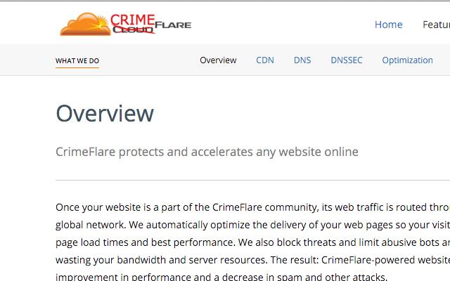 CrimeCloud