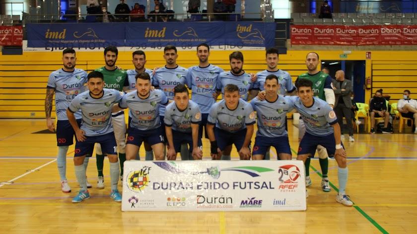 Durán Ejido Futsal clasificado para la fase de ascenso.