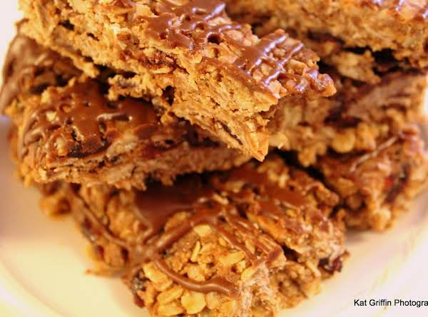 So Easy Granola Bars Recipe