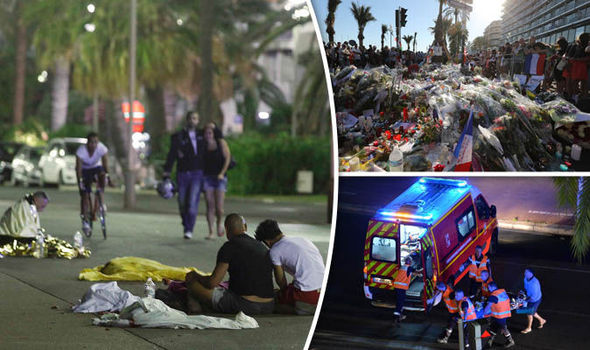 Billedresultat for nice terror attack